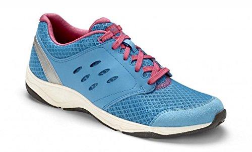 Vionic Venture Womens Mesh Athletic shoe Turquoise - 9 Wide