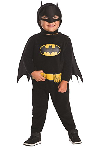 Rubie's DC Comics Batman Romper Toddler Costume-