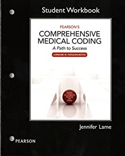 Pearsons comprehensive medical coding 9780133797787 medicine workbook for pearsons comprehensive medical coding fandeluxe Image collections