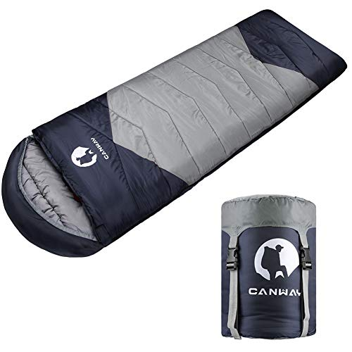 CANWAY Sleeping Bag with