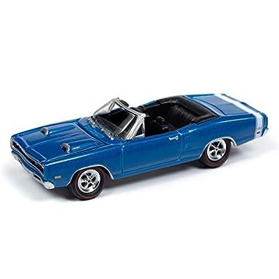 1969 Dodge Coronet R/T Convertible & 1969 Chevrolet Nova SS 396 Set of 2 pcs Class of 1969