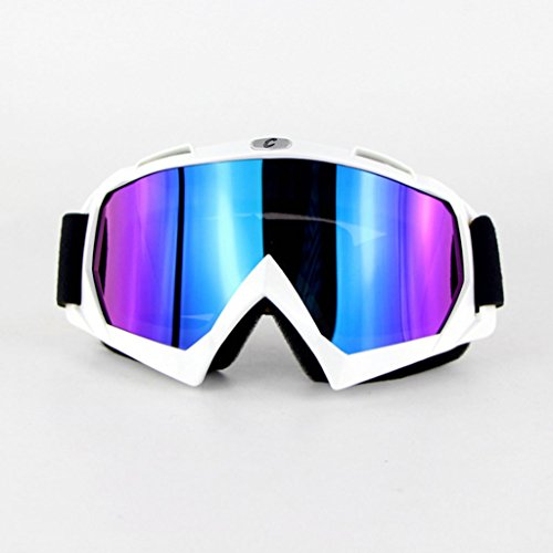 Exteriores Antipolvo Terreno de Gafas de PC Caballero esquí Equipo Impermeables E y Prueba explosiones a xnI8qwqtf5