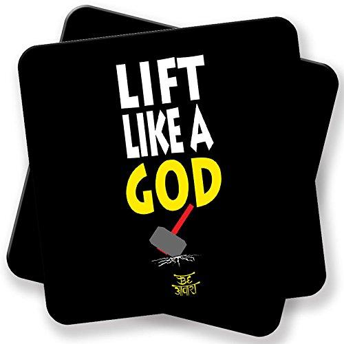 Lift Like Thor Coaster