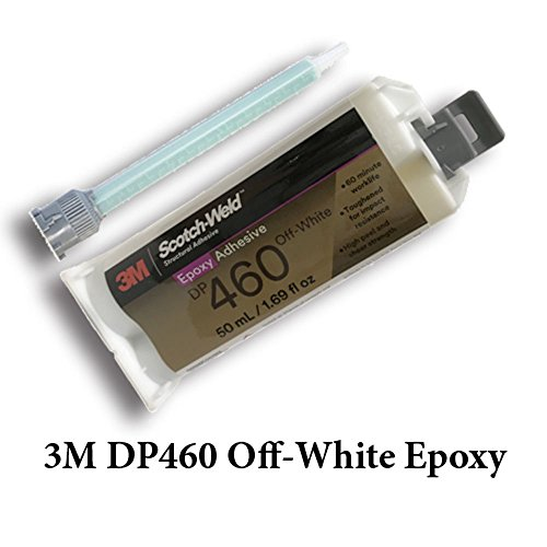 3M ScotchWeld DP460 Off-White 60-Minute Toughened Epoxy Dispenser