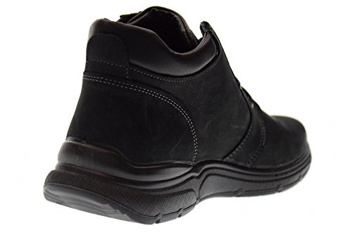00 SOFT Nero 89130 uomo scarpe ENVAL scarponcino RgAgX
