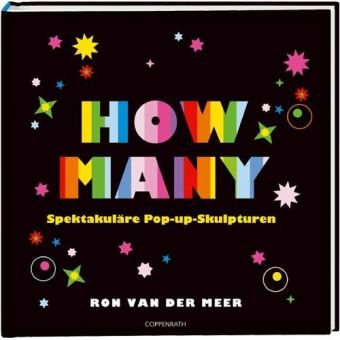 How many: Spektakuläre Pop-up-Skulpturen
