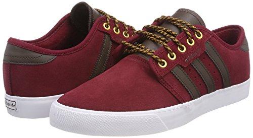 Ftwbla buruni De Chaussures Adidas 000 Marron Pour Bb8458 Rouge Skateboard Hommes 0fwTzO