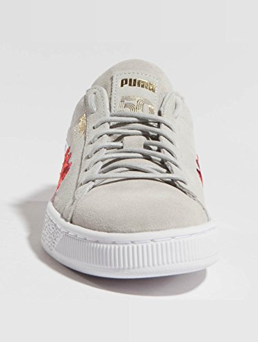 Sneaker Suede Donna Nero Grigio Hyper Embelished Puma IP6wTqI