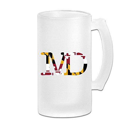 HNN Maryland Scrub Beer Glasses Mugs