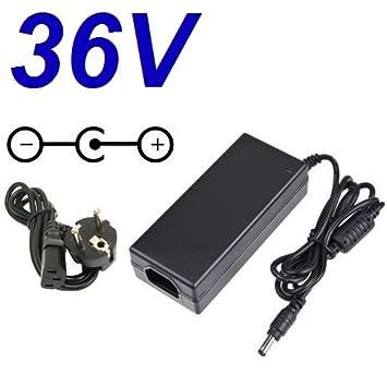 Cargador Corriente 36V Reemplazo SIL SSA-10W EU 360020 ...
