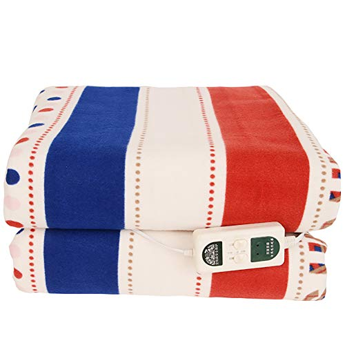 SRTLT Electric Blanket king size, Three-speed thermostat double double...