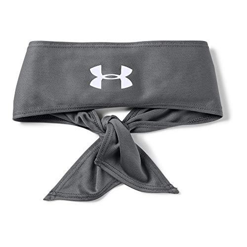 Under Armour Women's Unisex Tie hb, Graphite, One Size