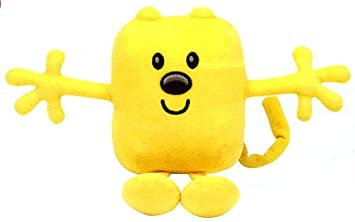 Ty Beanie Babies Wow Wow Wubbzy - Perro de peluche