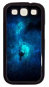 Samsung Note S3 CaseBlue Space PC Custom Samsung Note 2 Case Cover Black