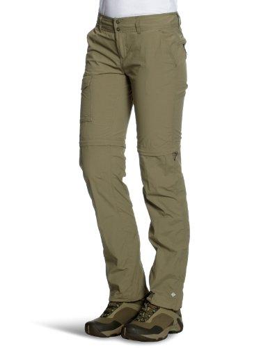 Columbia Silver Ridge - Pantalones de senderismo para mujer Verde (Sage)