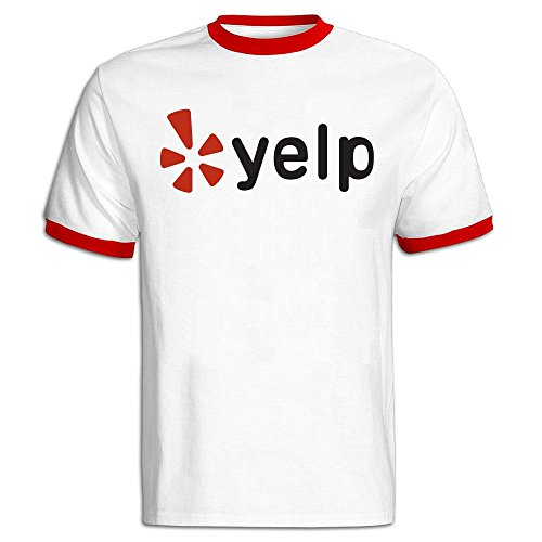 Thare Yelp Mens T Shirt L Red