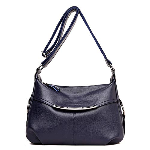 Deportes de Outdoor XULULU bag hombro bolsa Shoulder Ocio satchel minimalista Bag Azul Single zvqwzgOZ
