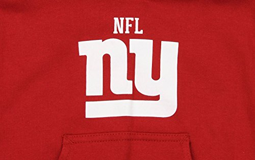 New NFL Little Boys Toddlers Team Logo Pullover Hoodie, New York Giants  for sale