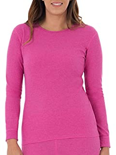 Fruit of the Loom Womens Plus Size Fit for Me Waffle Thermal Bottom Fruit of the Loom Men/'s Thermals 12173P