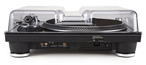 Decksaver Stanton ST-150/STR8-150 DJ Turntable Cover ...