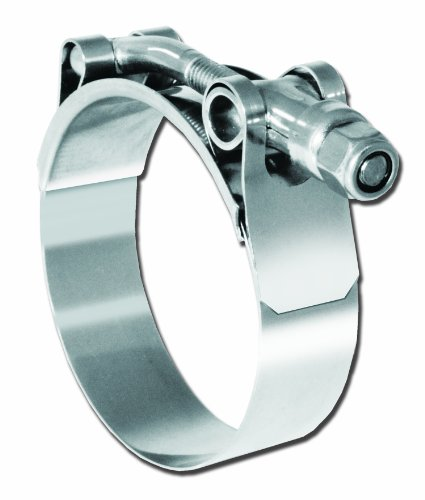 - Pro Tie 33730-6 T-Bolt All Stainless Hose Clamp, Range 1-5/8