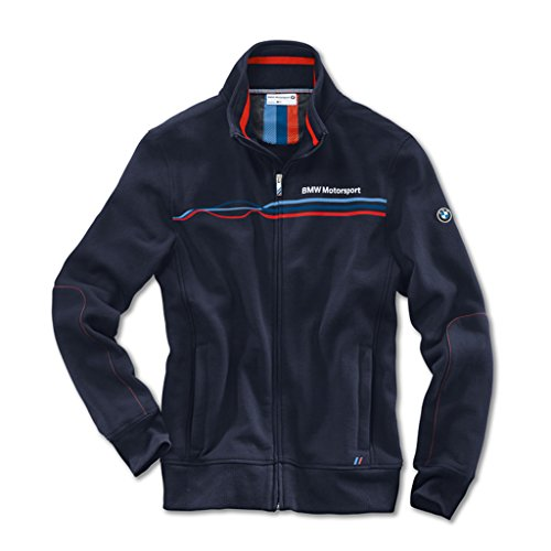 BMW Motorsport Mens Tracksuit Jacket – Medium