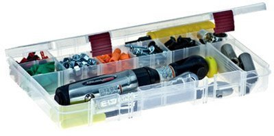 Plano 2-3750-02 1.5'' Clear Adjustable Compartment StowAway® Organizer