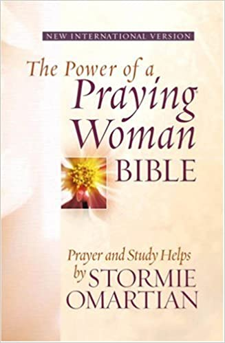 The power of a praying woman bible prayer and study helps by the power of a praying woman bible prayer and study helps by stormie omartian 1st edition fandeluxe Image collections