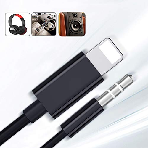 iPhone Compatible Adapter Headphone Speaker product image