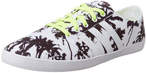 Adidas Vs Qt Vulc W - F99464 Hvid-sort-grøn yV23dQ9
