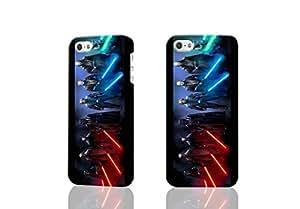Star Wars Custom Diy Unique Image Durable 3D Case Iphone 5 5S Hard Case Cover
