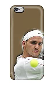 Theodore J. Smith's Shop 6819684K11487385 Iphone 6 Plus Roger Federer Print High Quality Tpu Gel Frame Case Cover