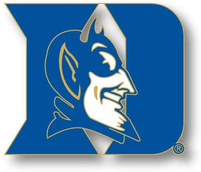 Amazon.com : NCAA Duke Blue Devils Team Logo Pin : Sports Related Pins :  Sports & Outdoors