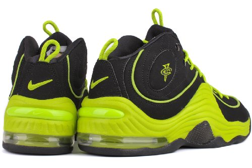 Ii Penny Shoes Basketball Cyber Black Le Air 48Tqnw7gq
