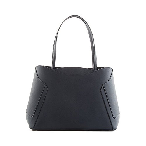 Chromia Black Shoulder Bag For Black Women 27x26x13