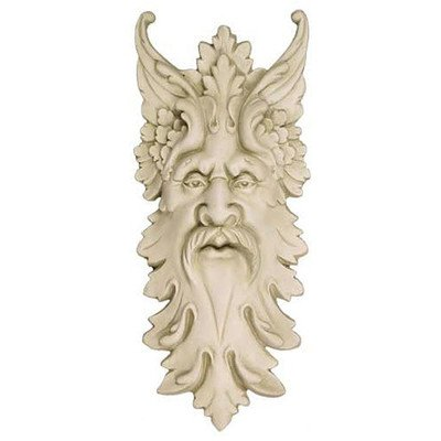 Design Toscano Michelangelo's Florentine Man: Greenman Wall Sculpture