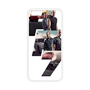 Furious 7 FG0021273 Phone Back Case Customized Art Print Design Hard Shell Protection Iphone 6