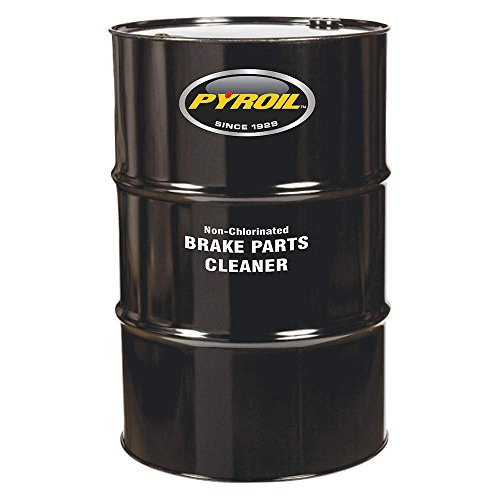 Pyroil PY400354 - Brake Cleaner and Degreaser;Drum;55 gal;Flammable;Non (Non Chlorinated Degreaser)