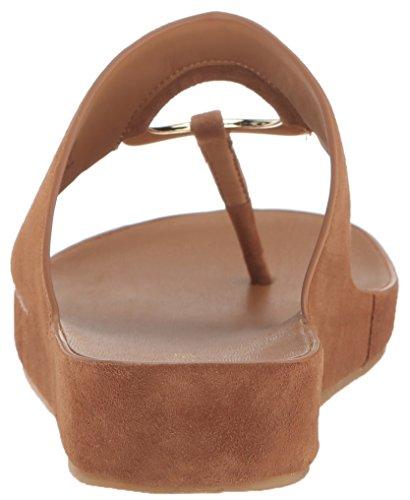 Sandal New Women Caramel Calvin Mali Klein Slide q7BxnwIH
