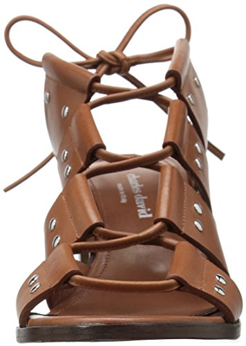 David Sandal Gladiator Charles Women's Birch Cognac awWFx