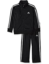 Boys' Iconic Tricot Jacket and Pant Set