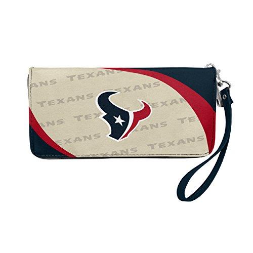 Houston Texans Wallet (NFL Houston Texans Curve Zip Organizer Wallet)