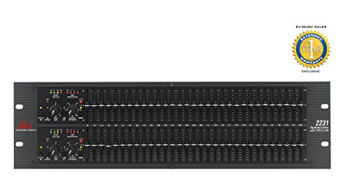 Dual Band Graphic Equalizer - 8