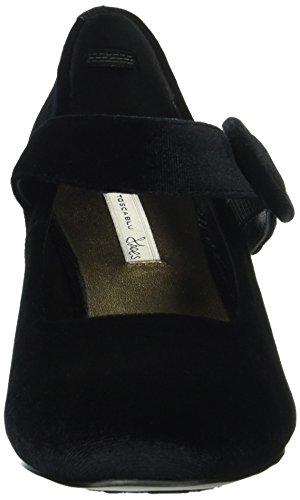 Tosca Blu Violet - Bailarinas Mujer Negro - Schwarz (C99)