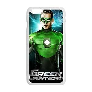 RHGGB Creative Green Lantern Design Best Seller High Quality Phone Case For Iphone 6 Plaus