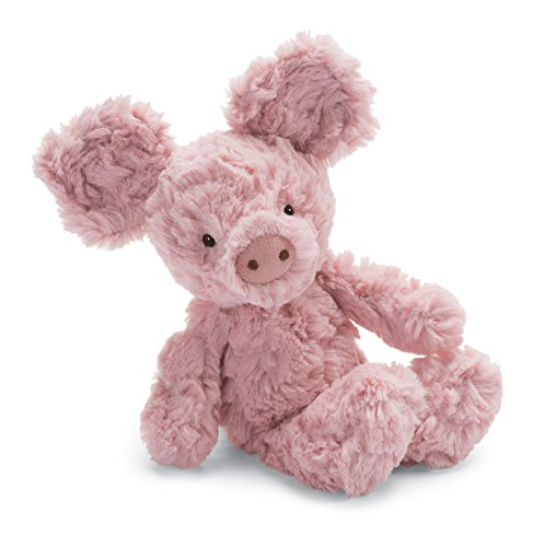 Jellycat Squiggle Pig, Small, 9 inches -