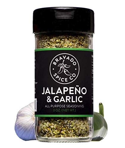 Jalapeno Rub (Bravado Spice Jalapeno & Garlic All Purpose Seasoning)