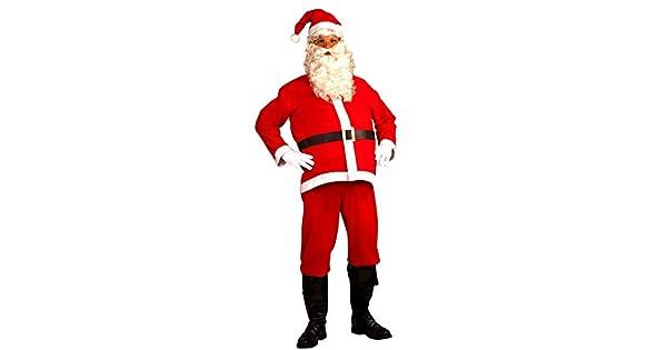 Amazon.com: Disfraz navideño de Papá Noel ...