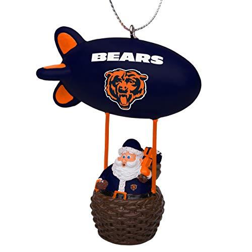- NFL Chicago Bears Santa Blimp Ornamentsanta Blimp Ornament, Team Color, One Size