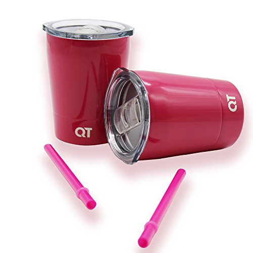kid cups with lids and straws - 8